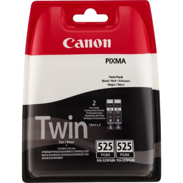 Canon Tinte Twin Pack 4529B006 / 4529B010